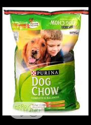Dog Chow Dog Food Puppy Adult Dogs Cruchy Dry Food Top Quality | Pet's Accessories for sale in Lagos State, Orile