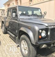 Land Rover Defender 2011 Puma 110 2.4 TD Gray | Cars for sale in Lagos State, Lekki Phase 1