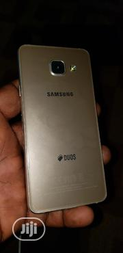 Samsung Galaxy A3 Duos 32 GB Gold | Mobile Phones for sale in Lagos State, Kosofe
