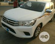 Toyota Hilux 2017 Workmate HI-Rider White | Cars for sale in Lagos State, Amuwo-Odofin