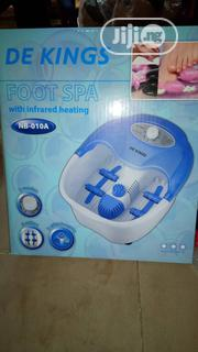 DE Kibgs Foot Massager With Infrared Heating | Massagers for sale in Lagos State, Lagos Island