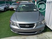 Hyundai Sonata 2008 2.7 V6 GLS H-Matic Gray | Cars for sale in Lagos State, Agege