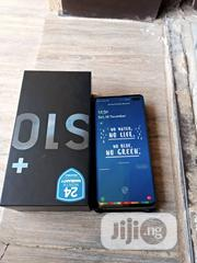 New Samsung Galaxy S10 Plus 128 GB Black   Mobile Phones for sale in Oyo State, Egbeda