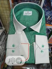 White Collar Turkey Designer Long Sleeve Corporate Shirts | Clothing for sale in Lagos State, Lagos Island