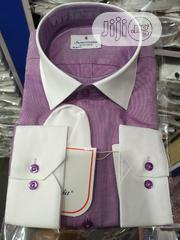 White Collar Corporate Shirts Turkey Designer | Clothing for sale in Lagos State, Lagos Island