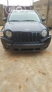 Jeep Compass 2007 2.4 Black | Cars for sale in Lagos State, Alimosho