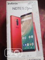 Infinix Note 5 Stylus 32 GB Gray   Mobile Phones for sale in Rivers State, Obio-Akpor