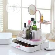 Comestic Organizer With Mirror | Makeup for sale in Lagos State, Alimosho