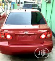 Toyota Corolla 2009 1.8 Exclusive Automatic Red   Cars for sale in Lagos State, Ikotun/Igando