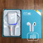 I11 5.0 TWS Wireless Bluetooth Earpods With Free Memory Card | Accessories for Mobile Phones & Tablets for sale in Lagos State, Ikeja