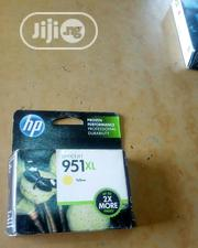 HP 951XL Yellow Ink Cartridges | Accessories & Supplies for Electronics for sale in Lagos State, Ikoyi
