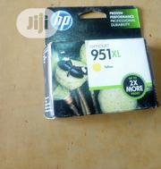 HP 951XL Yellow Ink Cartridge | Accessories & Supplies for Electronics for sale in Lagos State, Victoria Island