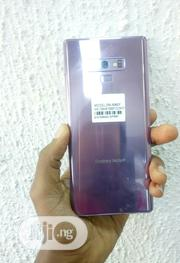 Used Samsung Galaxy Note 9 128 GB | Mobile Phones for sale in Lagos State, Lekki Phase 1