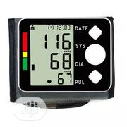 Wrist Electronic Blood Pressure Monitor JN-163EW | Tools & Accessories for sale in Lagos State, Alimosho