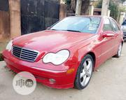 Mercedes-Benz C230 2004 Red | Cars for sale in Lagos State, Ikeja