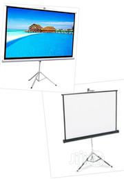 Tripod Projector Screen | Accessories & Supplies for Electronics for sale in Abuja (FCT) State, Garki 2