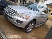 Mercedes-Benz M Class 2007 Silver | Cars for sale in Akwa Ibom State, Uyo