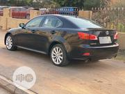 Lexus IS 250 C Automatic 2010 Black | Cars for sale in Abuja (FCT) State, Garki 2