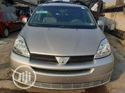 Toyota Sienna 2004 XLE AWD (3.3L V6 5A) Silver | Cars for sale in Lagos State, Surulere