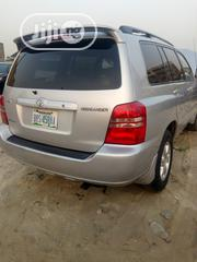 Toyota Highlander 2002 Silver | Cars for sale in Rivers State, Port-Harcourt