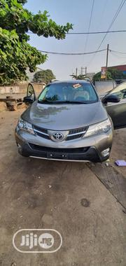 Toyota RAV4 LE AWD (2.5L 4cyl 6A) 2013 Gold | Cars for sale in Lagos State, Surulere