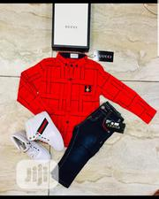Gucci Shirt And Jean | Children's Clothing for sale in Lagos State, Ajah