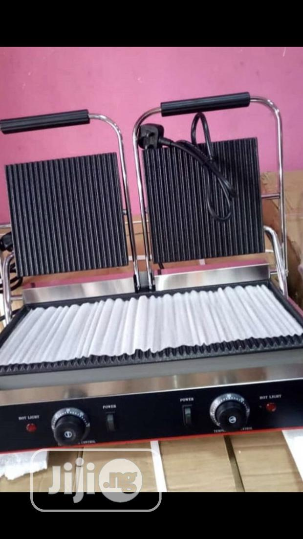 Electric Grill Toaster