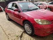 Honda Civic 2004 Red | Cars for sale in Lagos State, Surulere