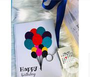 Custom Date Keyholder And Custom Birthday Card (Gift Set) | Home Accessories for sale in Lagos State, Ikeja