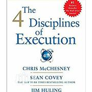 The 4 Disciplines Of Execution | Books & Games for sale in Lagos State, Surulere