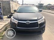 Toyota Highlander 2016 XLE V6 4x2 (3.5L 6cyl 6A) Black | Cars for sale in Lagos State, Lekki Phase 2