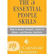 The 5 Essential People Skills | Books & Games for sale in Lagos State, Surulere