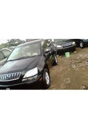 Lexus RX 2003 Black | Cars for sale in Lagos State, Apapa