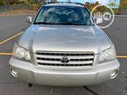 Toyota Highlander 2003 Gold | Cars for sale in Lagos State, Lagos Mainland