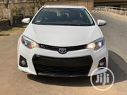 Toyota Corolla 2014 White   Cars for sale in Abuja (FCT) State, Central Business District