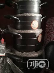 None Stick 4sets Pots   Kitchen & Dining for sale in Lagos State, Alimosho