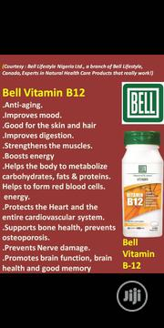 Bell Vitamin B12 | Vitamins & Supplements for sale in Lagos State, Ikeja