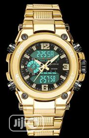 Multifunction 3 Digital Subdials and Analog Watch- Luxury | Watches for sale in Oyo State, Ibadan