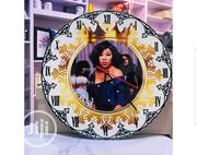 Custom Wall Clock | Home Accessories for sale in Lagos State, Ikeja