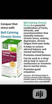 Calming Chronic Stress | Vitamins & Supplements for sale in Lagos State, Ikeja