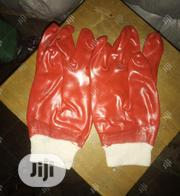 "10"" Heavy Duty Rubber Gloves 