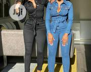 Quality Female Fitted Jeans | Clothing for sale in Lagos State, Ikeja