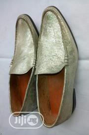Handmade Gold Shoe | Shoes for sale in Lagos State, Ojodu