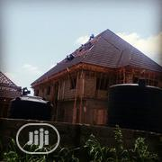 Brown Black Shingle Stone Coated Roofing Sheet   Building Materials for sale in Delta State, Ethiope East