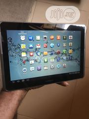 Samsung Galaxy Tab 2 10.1 P5100 32 GB Silver   Tablets for sale in Lagos State, Alimosho