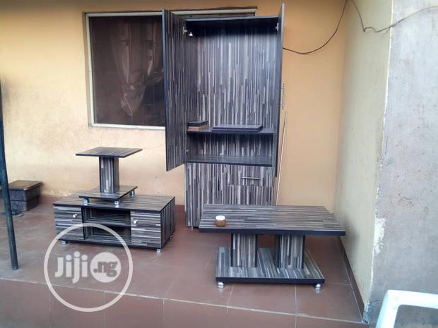 Archive: Wardrobe, Tv Stand, Centre Table And Stood At Affordable Price!!!