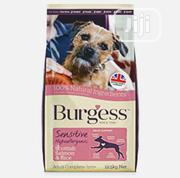 Burgess Dog Food Puppy Adult Dogs Cruchy Dry Food Top Quality | Pet's Accessories for sale in Lagos State, Egbe Idimu