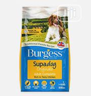Burgess Dog Food Puppy Adult Dogs Cruchy Dry Food Top Quality | Pet's Accessories for sale in Lagos State, Epe