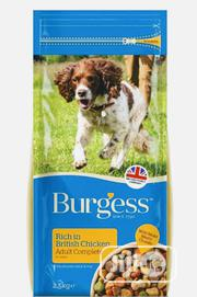Burgess Dog Food Puppy Adult Dogs Cruchy Dry Food Top Quality | Pet's Accessories for sale in Lagos State, Gbagada