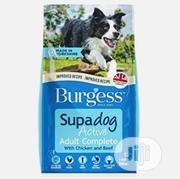 Burgess Dog Food Puppy Adult Dogs Cruchy Dry Food Top Quality | Pet's Accessories for sale in Lagos State, Ifako-Ijaiye